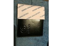 Mens wallets new condition