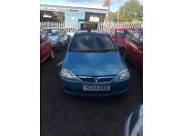 Vauxhall corsa hpi clear