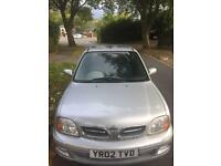 Nissan micra | 2002 | car | vehicle