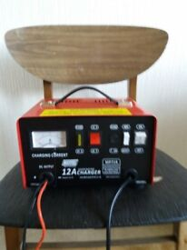 mayole 12,/24 volt battery charger