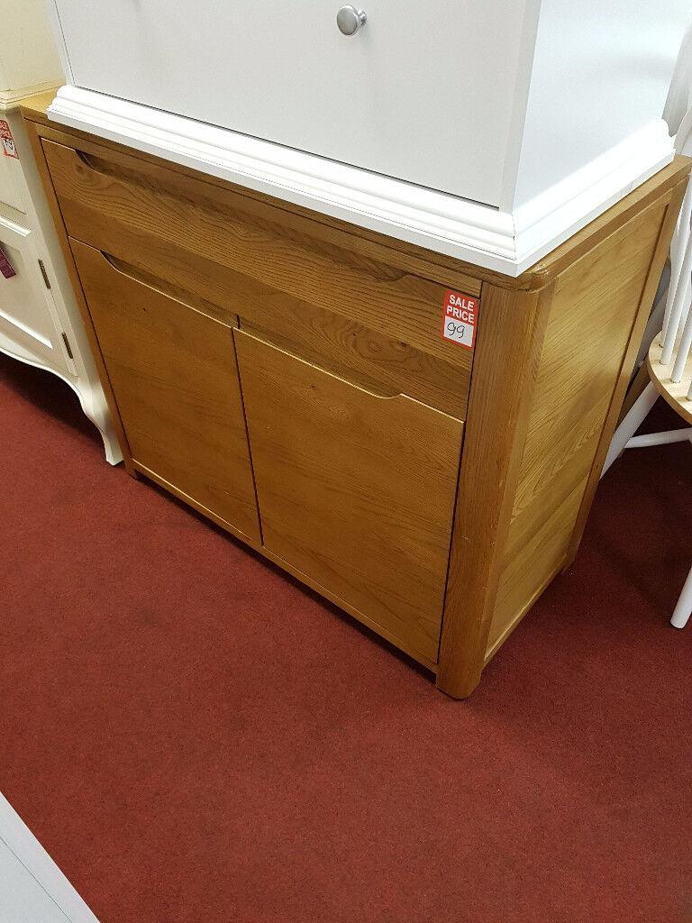 Weymonth Small sideboard - Oak