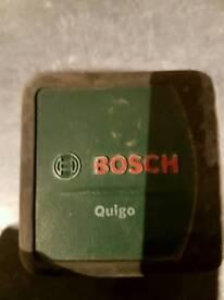 Bosch Quigo laser level