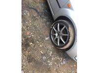 Ford Fiesta 2003 1.4 tdci alloy wheel