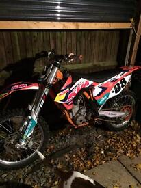 Ktm sxf 250 2012 (not crf kxf yzf rmz tc)