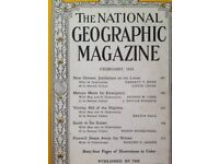 National Geographic 1970s - 2000s Magazines