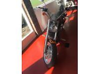 Harley Davidson V-Rod custom