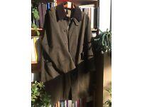 Rare Vintage Barbour Coat