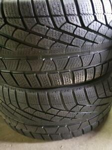 2 winter tires pirelli sottozero winter 240  size 245/40r18