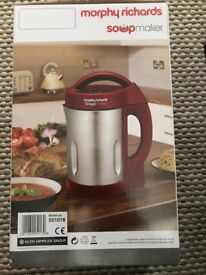 Soup Maker by Morphy Richards