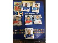 panini world cup 2018 sticker swaps - List of Missing Stickers