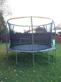 12 foot sportspower trampoline