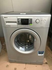 Brand new silver beko washing machine....RRP £275