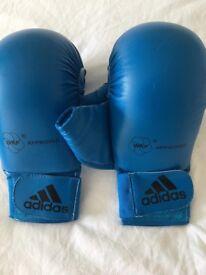 Adidas karate mitts