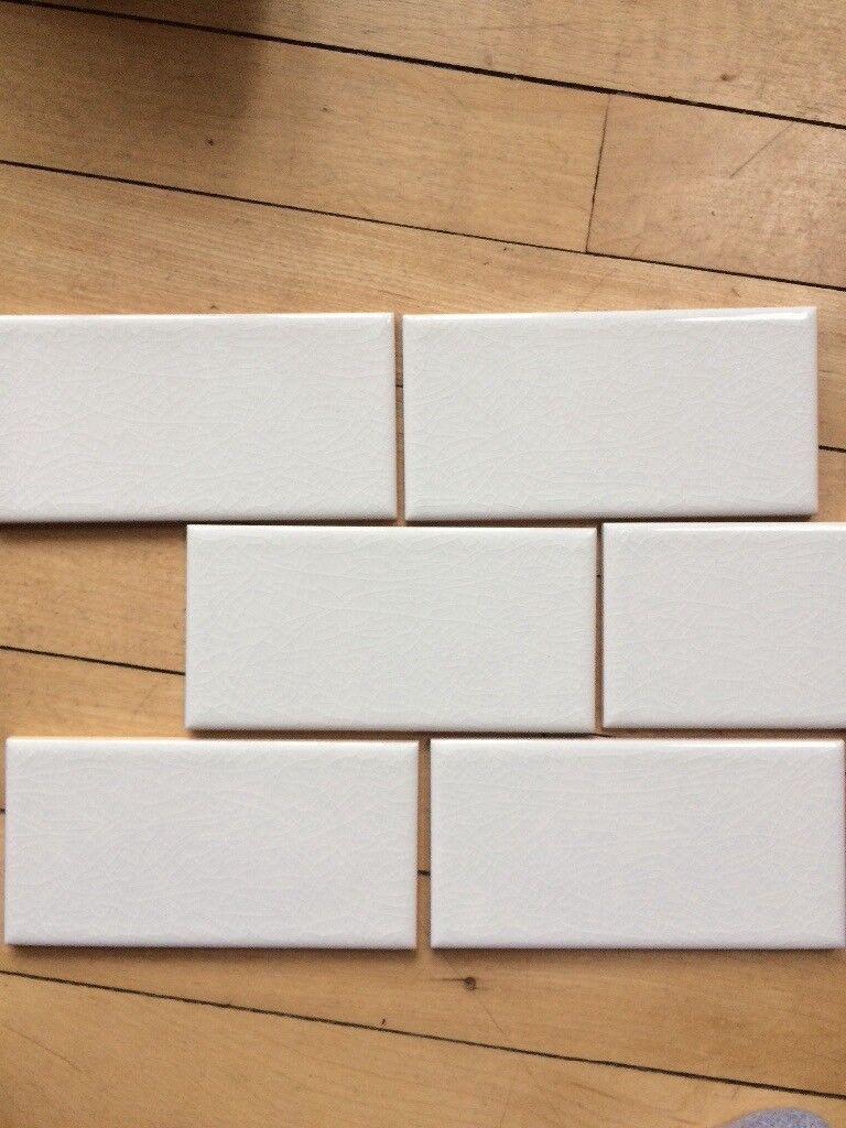 White crackle glazed ceramic tiles in gloucester road bristol white crackle glazed ceramic tiles dailygadgetfo Gallery