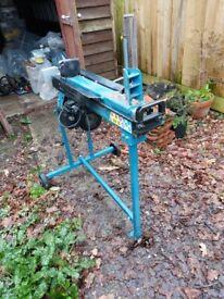 Log splitter hydraulic, mains powered