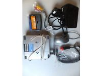 mobile chargers and tv accessories etc huge lot 32 pieces 4 photos