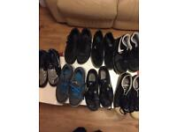 Bundle of Mens clothes and trainers