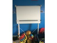 Large technical drawing board. Very good condition.