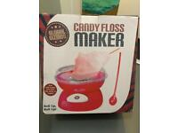 Candy floss machine brand new sealed