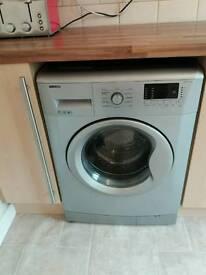 Belo 7kg A++ 1500rpm Washing Machine in silver