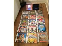 2 Ds Lites and 15 games