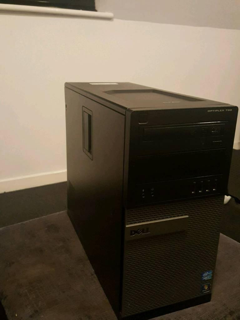 I7 Dell optiplex 790 gaming pc | in Peterborough, Cambridgeshire | Gumtree