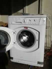 Hotpoint Aqualtis 7KG washing machine (used)