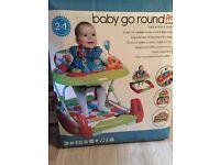Good condition baby walker