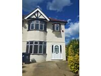3 Bed Semi-Detached House To Rent in Southall, West London