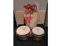 Bongo Drums Plus Carry Bag