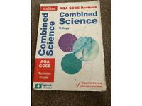 Collins AQA GCSE Revision Combined Science Trilogy Revision Guide