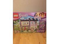 Lego Friends Emma House
