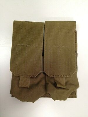 BLACKHAWK STRIKE  MODULAR ASSAULT SYSTEM 4 MAG POUCH 2x2 HOLDS 4 MAGS COYOTE NEW Modular System Pouch