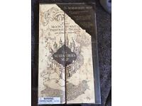 Brand New Harry Potter Marauders Map
