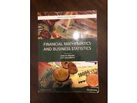 Financial Mathematics and Business Statistics by Carlos Ribeiro, 5th Edition