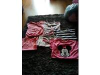 Large bundle of girls clothes age 7-8/8 yrs
