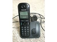 Panasonic Cordless Home Phone Model No: KX-TGC210E