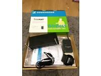 Sennheiser freeport wireless system