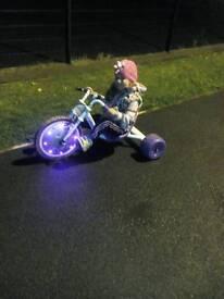 Trike Flashing Hog Electra