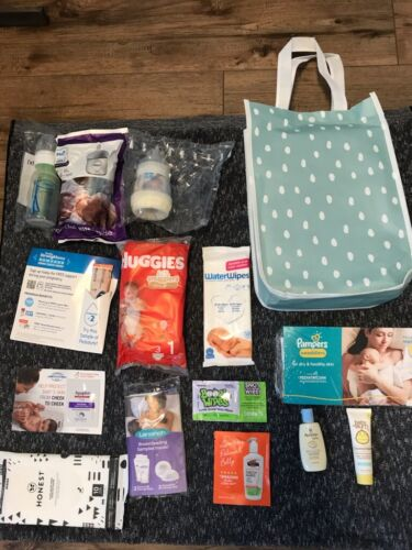 TARGET Baby Registry Welcome Kit + Reusable TARGET Bag