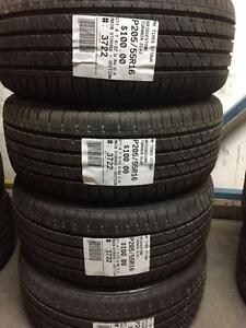 205/55/16 Bridgestone Turanza EL42 **RUN-FLAT TIRES** (All Season)