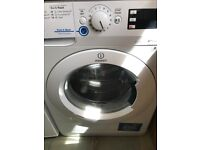 Indesit Innex 9kg drum size, 1600rpm spin, A+++ energy rating