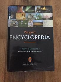 Penguin Encyclopaedia and Chambers Biographical Dictionary