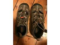 Womens hiking / cycling sandals for sale