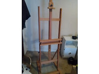 Painter's easel Winsor & Newton never used in brand new condition