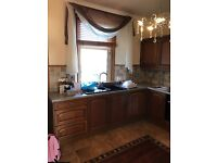 Kitchen for sale, Gas Hob and Bosch Oven