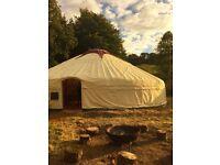 Wedding Yurts