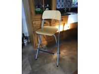 Chair for breakfast bar. FREE!