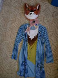 Fantastic Mr Fox Dressing Up Outfit