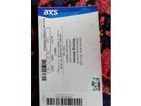 1 x Rolling Stones ticket,Twickenham L24 Row 20, excellent seat.
